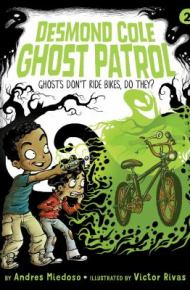 Ghosts Don't Ride Bikes, Do They -