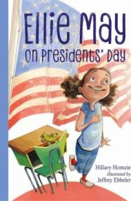 Ellie May on President's Day -