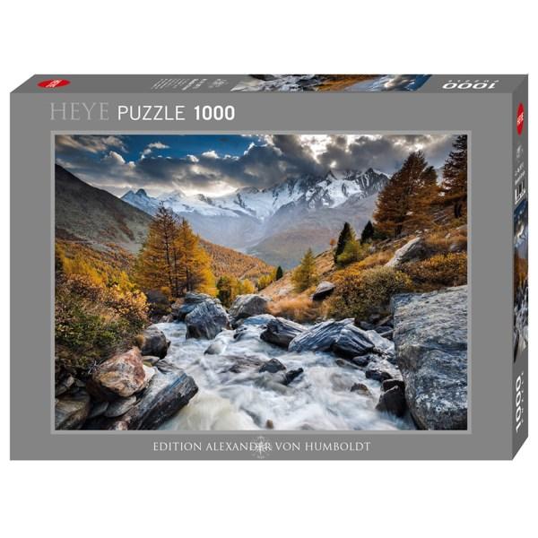 Cuy Games - 1000 PIEZAS - MOUNTAIN STREAM -