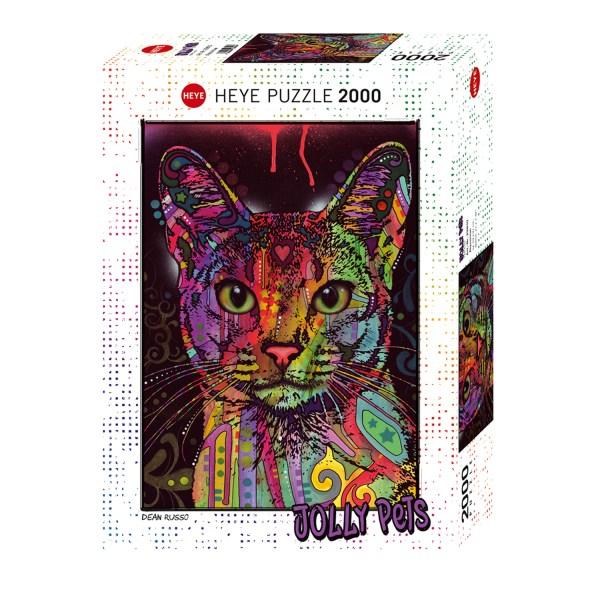 Cuy Games - 2000 PIEZAS - ABYSSINIAN -