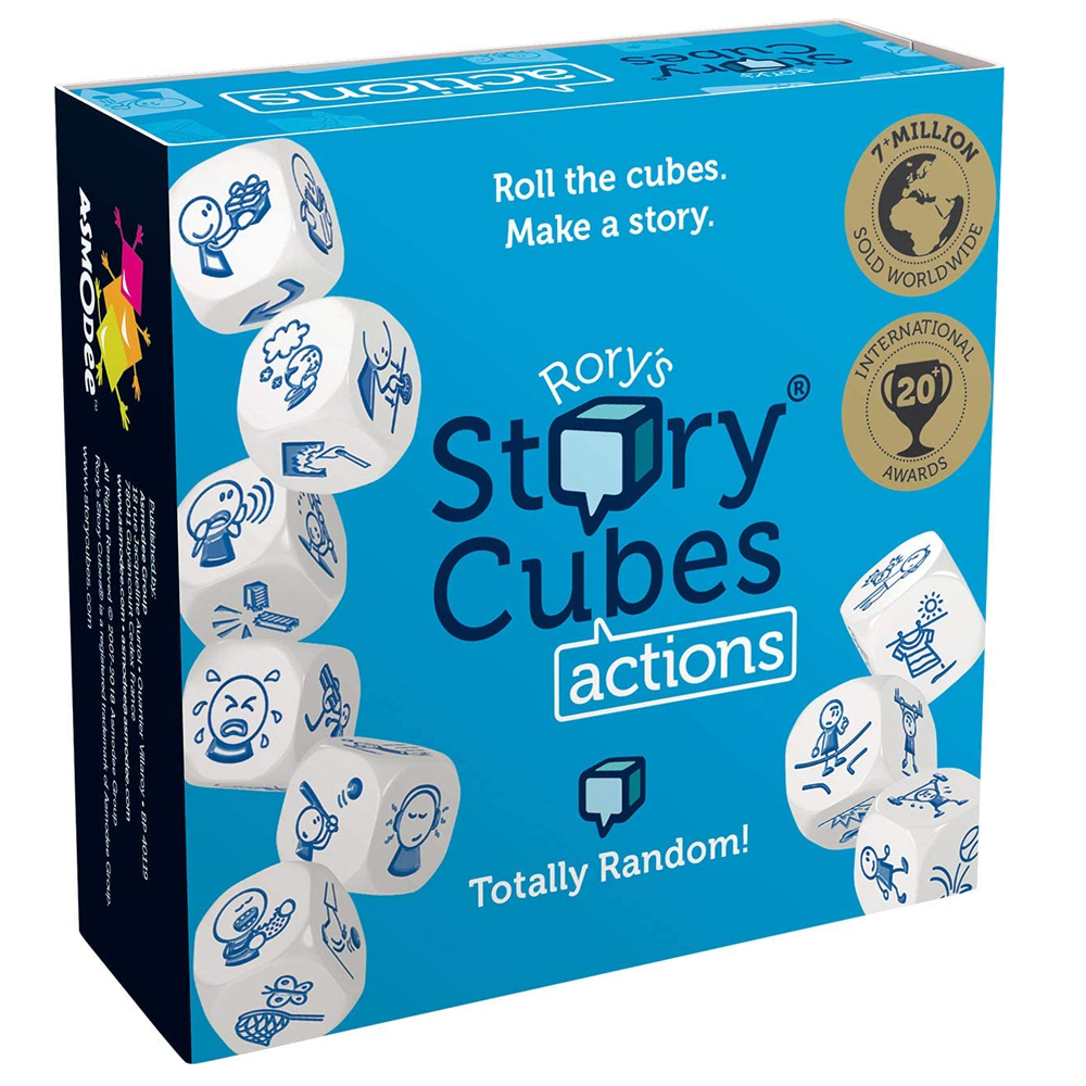 Cuy Games - STORY CUBES ACTIONS -