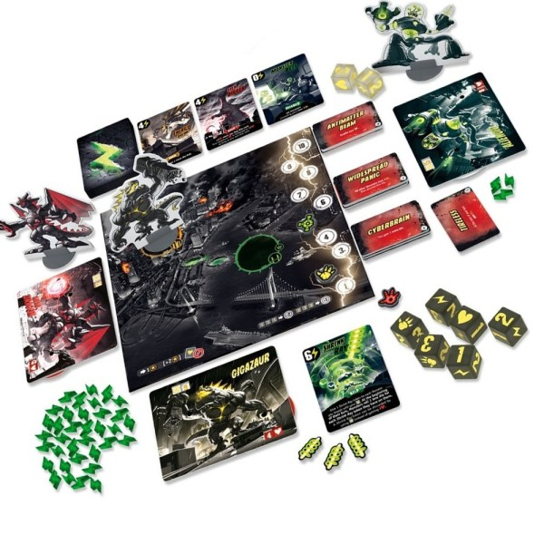 KING OF TOKYO OSCURO