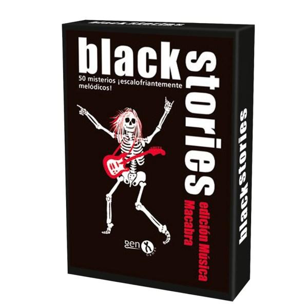 BLACK STORIES MUSICA MACABRA