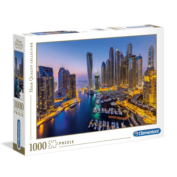 Cuy Games - 1000 PIEZAS - DUBAI -
