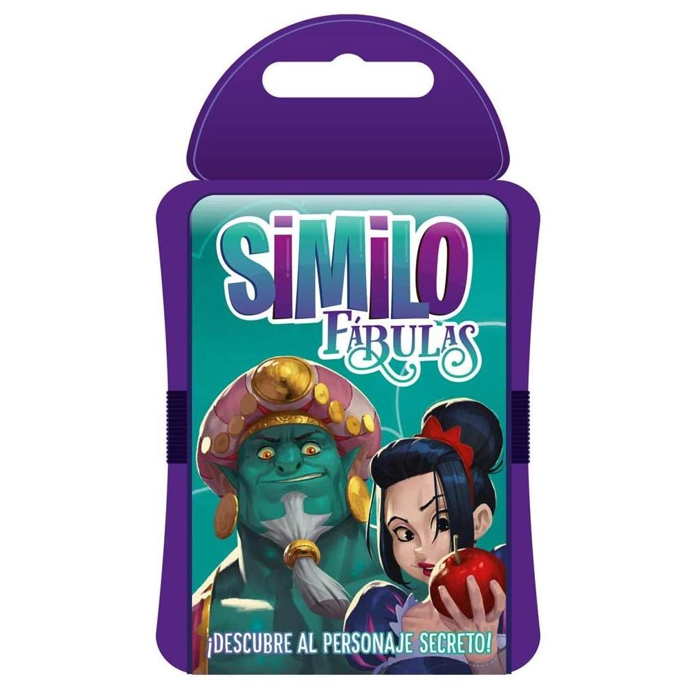 Cuy Games - SIMILO FABULAS -