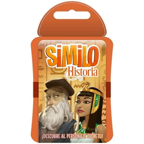 Cuy Games - SIMILO HISTORIAS -