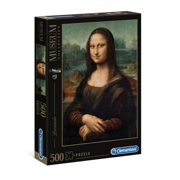 Cuy Games - 500 PIEZAS - MONALISA -