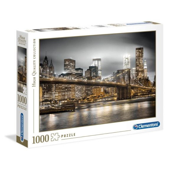1000 PIEZAS – NEW YORK SKYLINE
