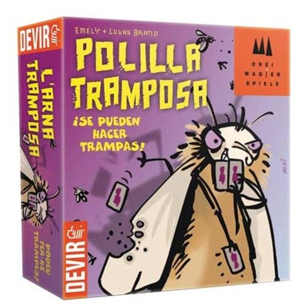 Cuy Games - POLILLA TRAMPOSA -