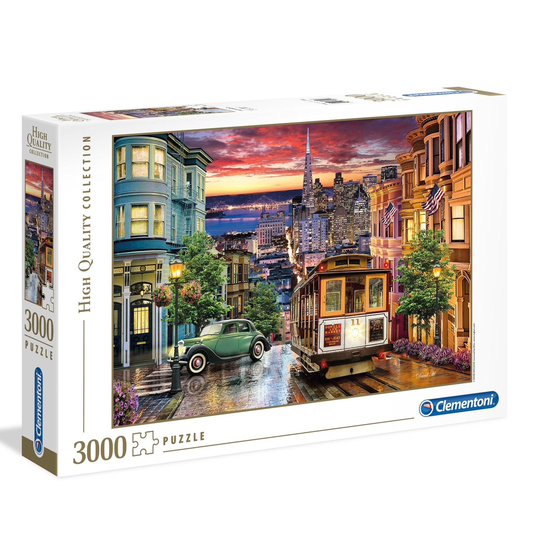 Cuy Games - 3000 PIEZAS - SAN FRANCISCO -
