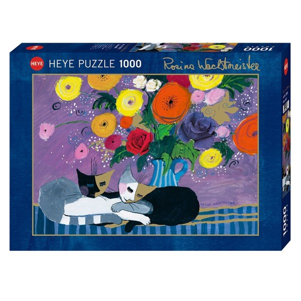 Cuy Games - 1000 PIEZAS - SLEEP WELL! -