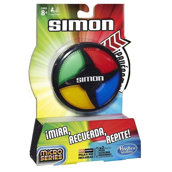 Cuy Games - SIMON DICE MICRO SERIES -