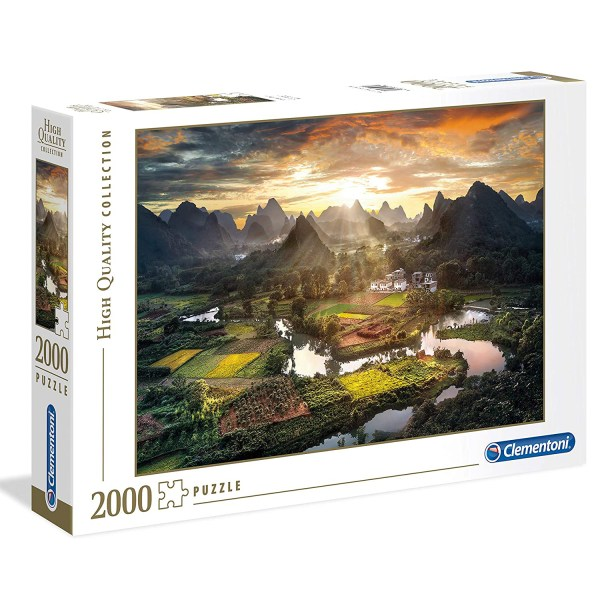 Cuy Games - 2000 PIEZAS - VIEW OF CHINA -
