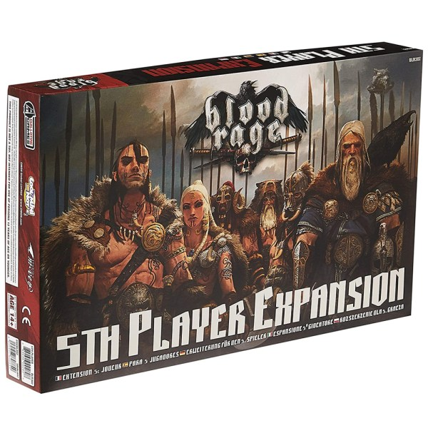 BLOOD RAGE EXPANSION