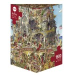 Cuy Games - 1500 PIEZAS - HEAVEN AND HELL -