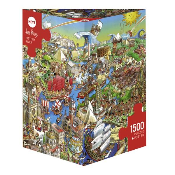 Cuy Games - 1500 PIEZAS - HISTORY RIVER -
