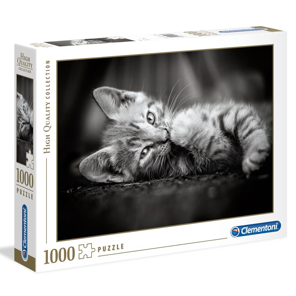 Cuy Games - 1000 PIEZAS - KITTY -