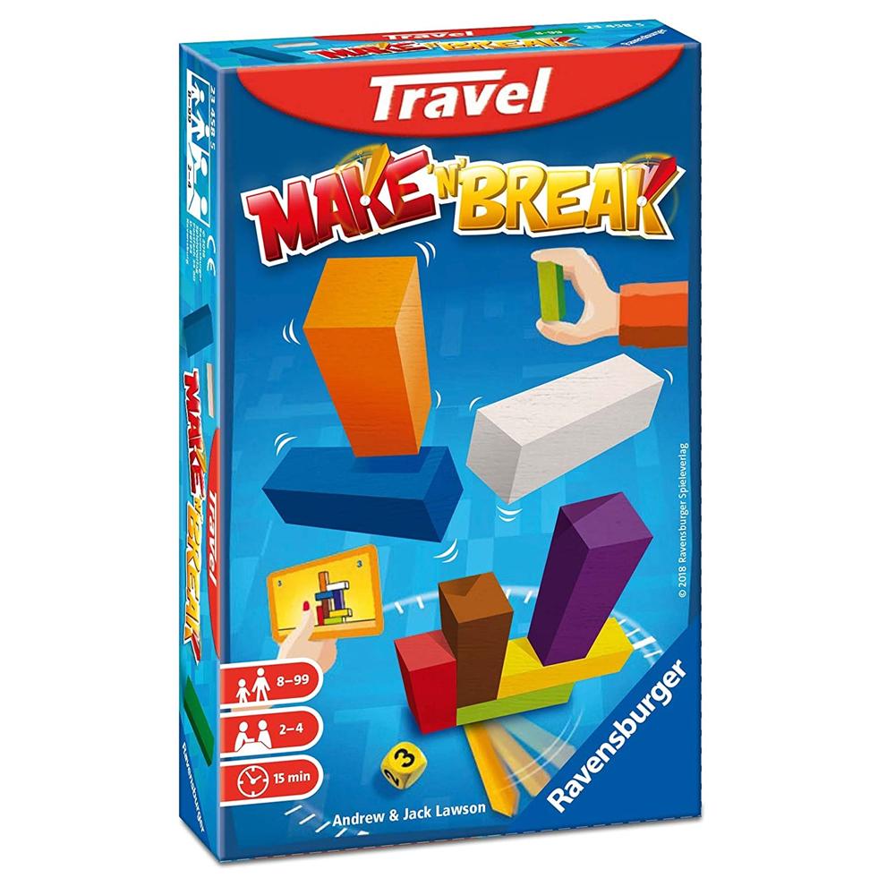 Cuy Games - MAKE N BREAK - TRAVEL -