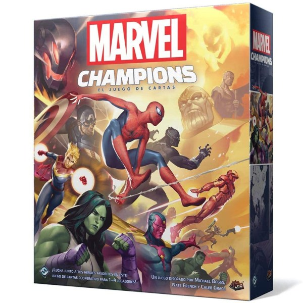Cuy Games - MARVEL CHAMPIONS -