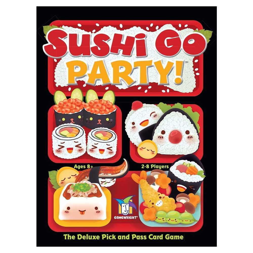 Cuy Games - SUSHI GO! PARTY -