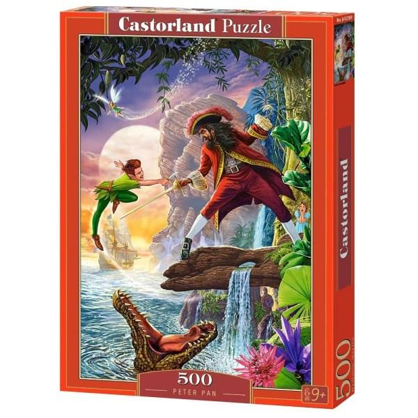 Cuy Games - 500 PIEZAS - PETER PAN -