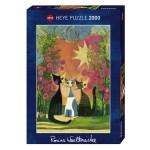 Cuy Games - 2000 PIEZAS - ROSES -