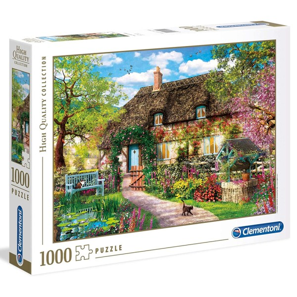 Cuy Games - 1000 PIEZAS - THE OLD COTTAGE -