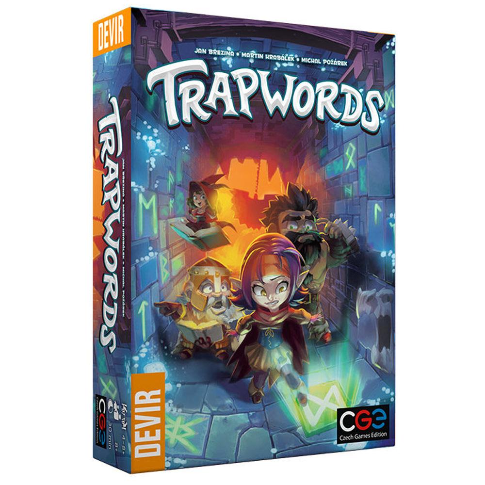 Cuy Games - TRAPWORDS -