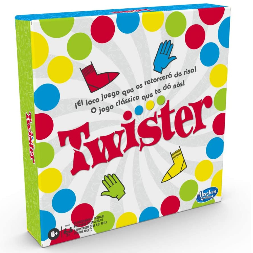 Cuy Games - TWISTER -