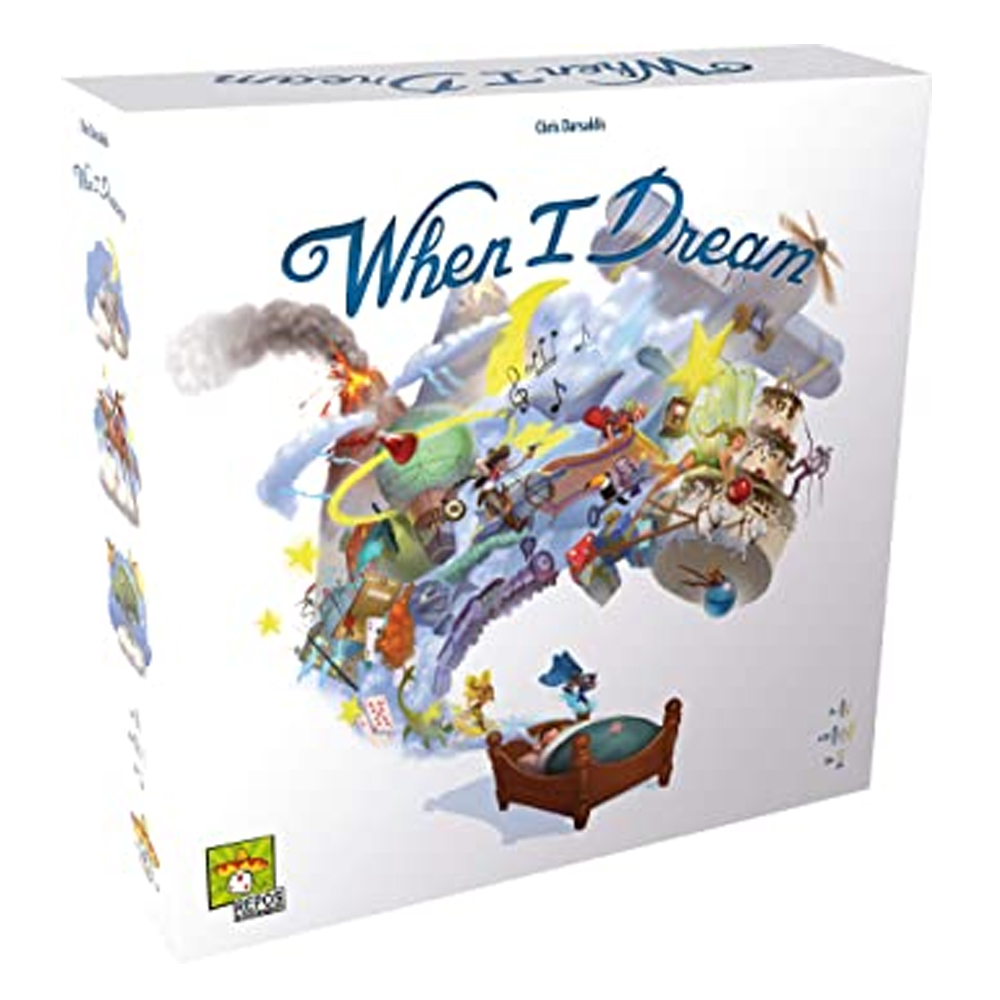 Cuy Games - WHEN I DREAM -
