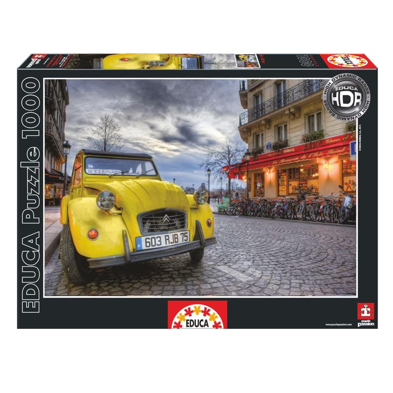 Cuy Games - 1000 PIEZAS - ATARDECER EN PARIS -