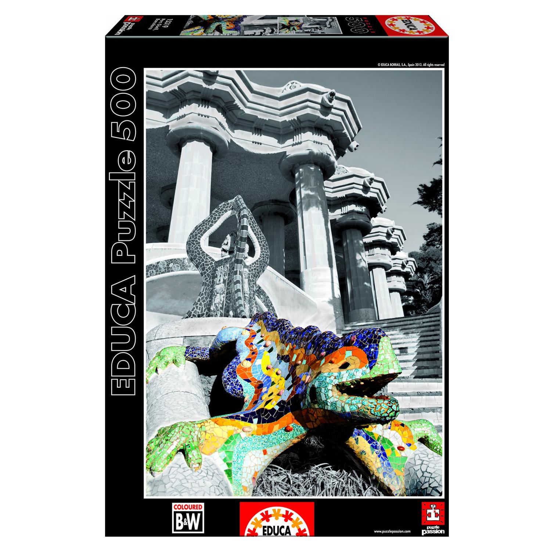 Cuy Games - 500 PIEZAS - BARCELONA -
