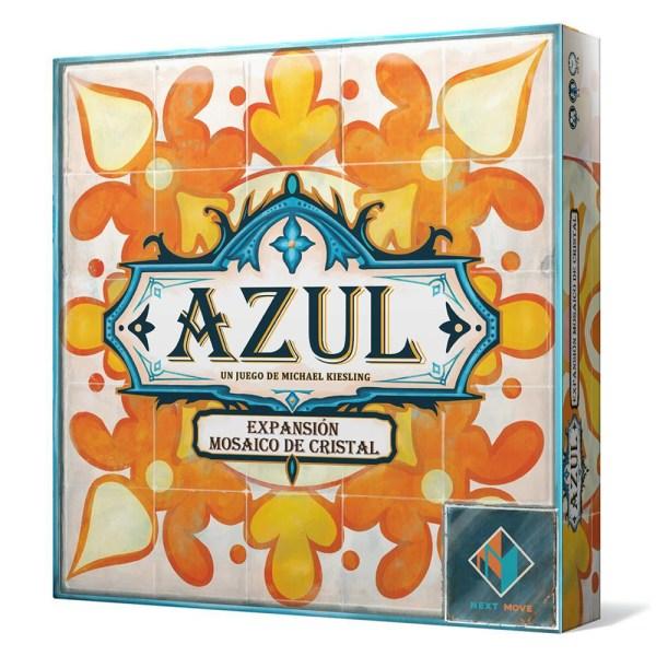 Cuy Games - AZUL EXPANSION MOSAICO DE CRISTAL -