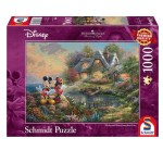 Cuy Games - 1000 PIEZAS - MICKEY AND MINNIE SWEETHEART COVE -