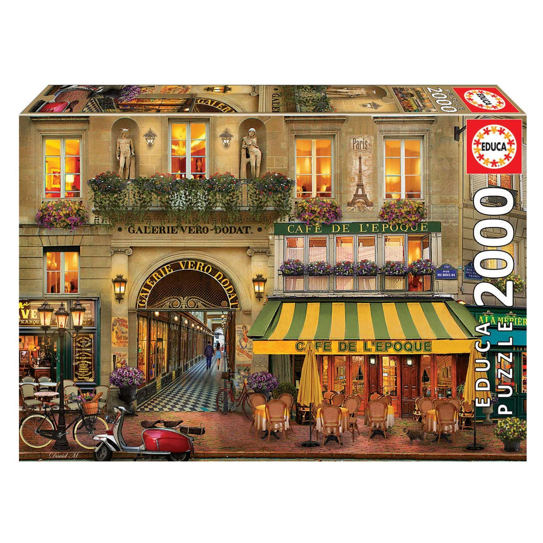 Cuy Games - 2000 PIEZAS - GALERIE PARIS -