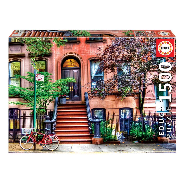 Cuy Games - 1500 PIEZAS - GREENWICH VILLAGE, NUEVA YORK -