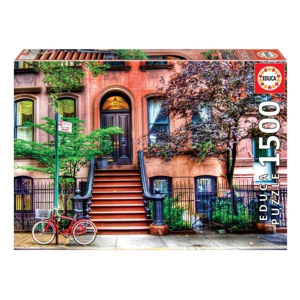 1500 PIEZAS – GREENWICH VILLAGE, NUEVA YORK