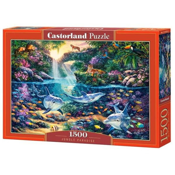 1500 PIEZAS – JUNGLE PARADISE