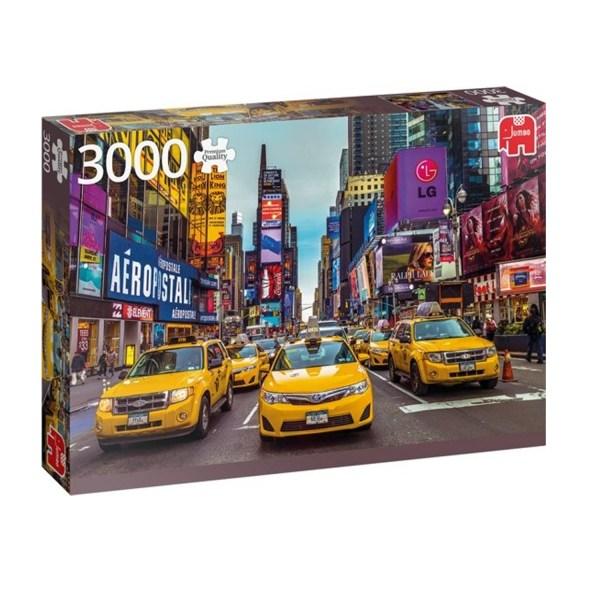 Cuy Games - 3000 PIEZAS - NEW YORK TAXIS -
