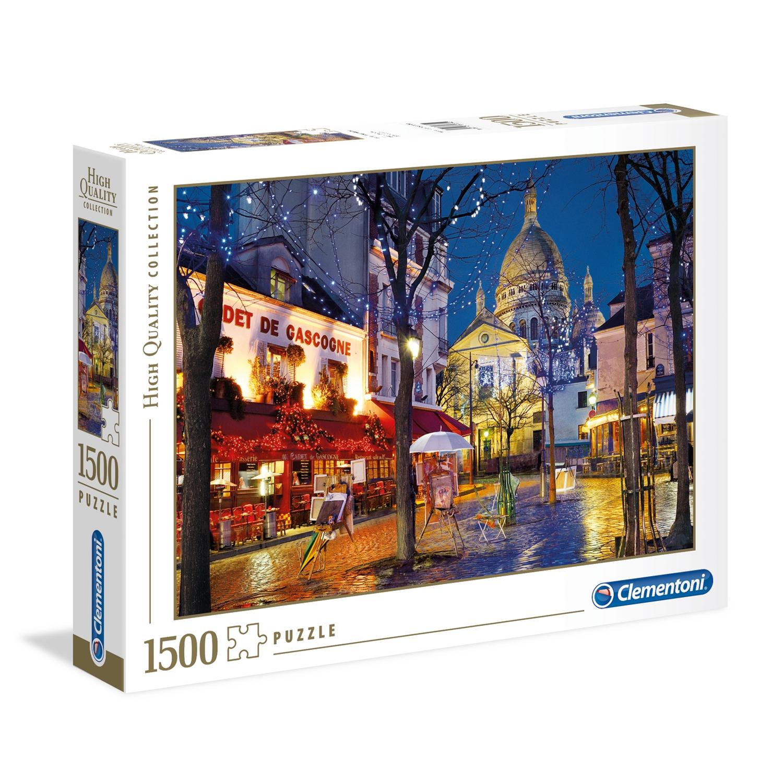 Cuy Games - 1500 PIEZAS - PARIS, MONTMARTRE -