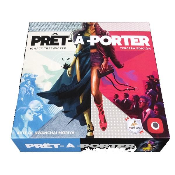 PRET-A-PORTER 3RA EDICICION