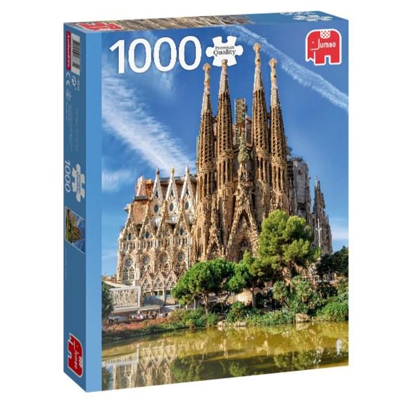Cuy Games - 1000 PIEZAS - SAGRADA FAMILIA VIEW, BARCELONA -
