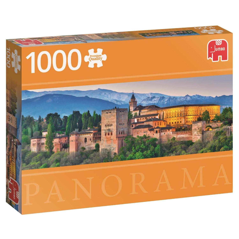Cuy Games - 1000 PIEZAS - ALHAMBRA, SPAIN -