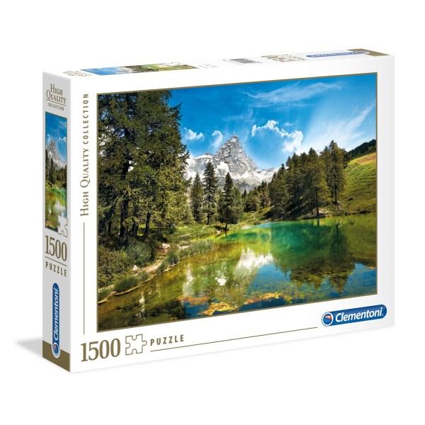 1500 PIEZAS – BLUE LAKE