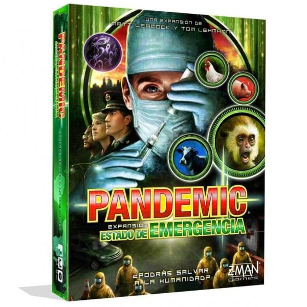 PANDEMIC EXP. ESTADO DE EMERGENCIA