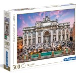 Cuy Games - 500 PIEZAS - FONTANA DI TREVI -