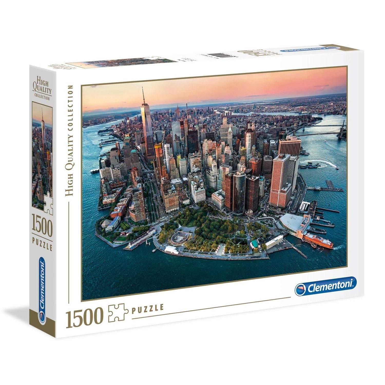Cuy Games - 1500 PIEZAS - NEW YORK -