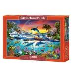 Cuy Games - 3000 PIEZAS - PARADISE COVE -