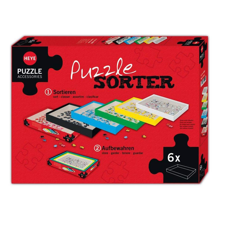Cuy Games - PUZZLE SORTER -