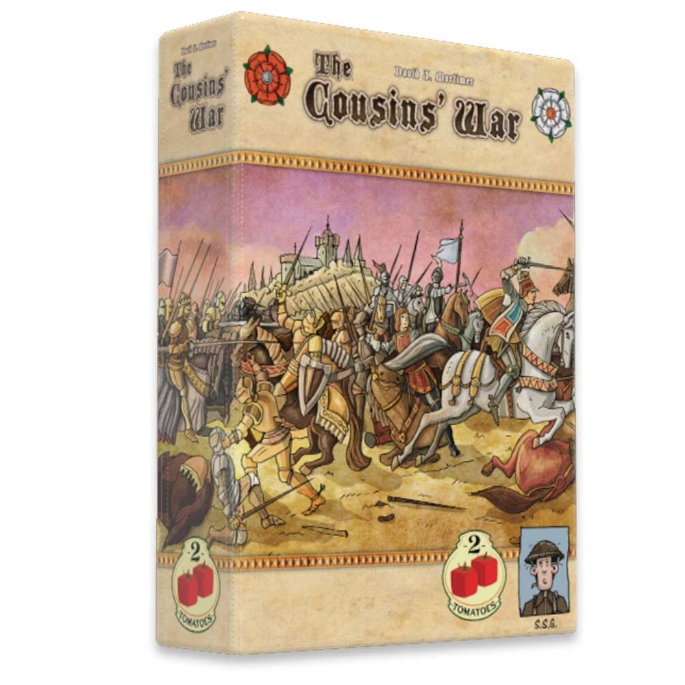 Cuy Games - THE COUSINS WAR -
